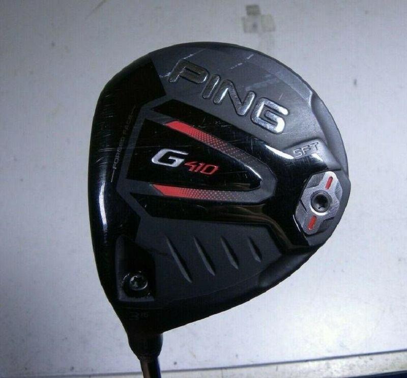 Gậy golf driver Ping G410 đem đến cho người chơi nhiều trải nghiệm mới