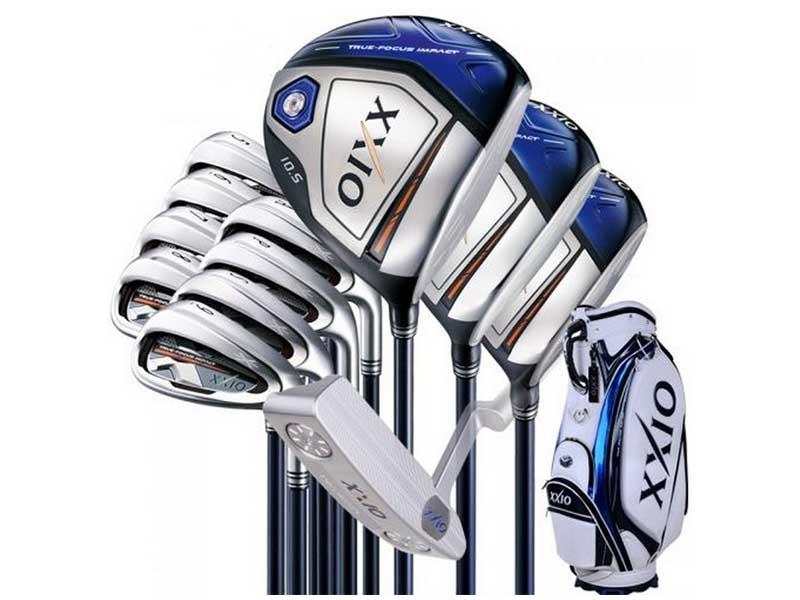 XXIO MP1000 là bộ gậy golf giá rẻ được nhiều người ưa chuộng