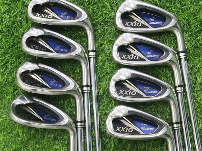XXIO MP800 là bộ gậy golf giá rẻ sở hữu vẻ ngoài thu hút