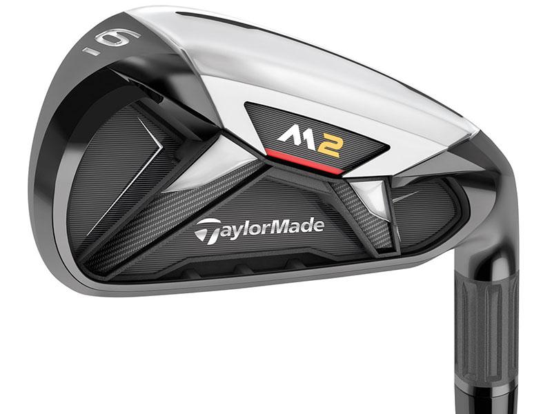 Taylormade M2 lướt là bộ gậy golf giá rẻ cho hiệu suất kiểm soát bóng tốt