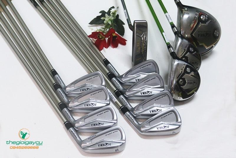 Bộ fullset gậy golf Honma TW727