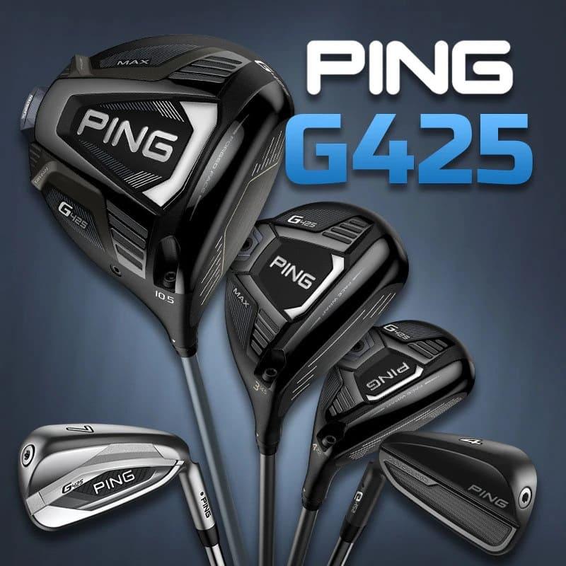 """Golf Iron Ping G425 - sản phẩm mới """"ăn khách"""" của thương hiệu Ping"""