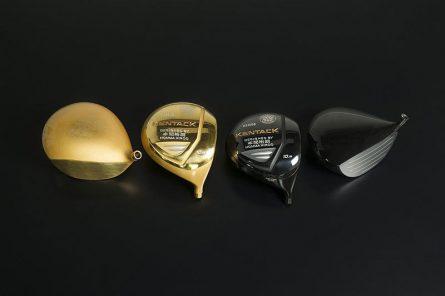 Thiết kế gậy golf Kentack hướng tới những người chơi đam mê tính nghệ thuật