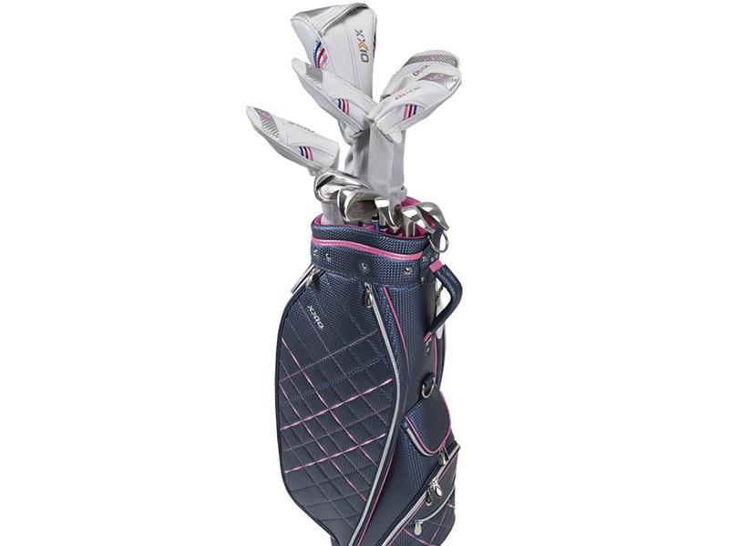 XXIO MP1000 lady là bộ gậy golf nữ tốt nhất với trọng lượng nhẹ