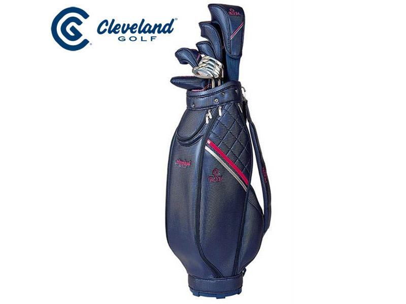 Fullset Cleveland Bloom HT là bộ gậy golf nữ tốt nhất giúp tăng cường sự linh hoạt