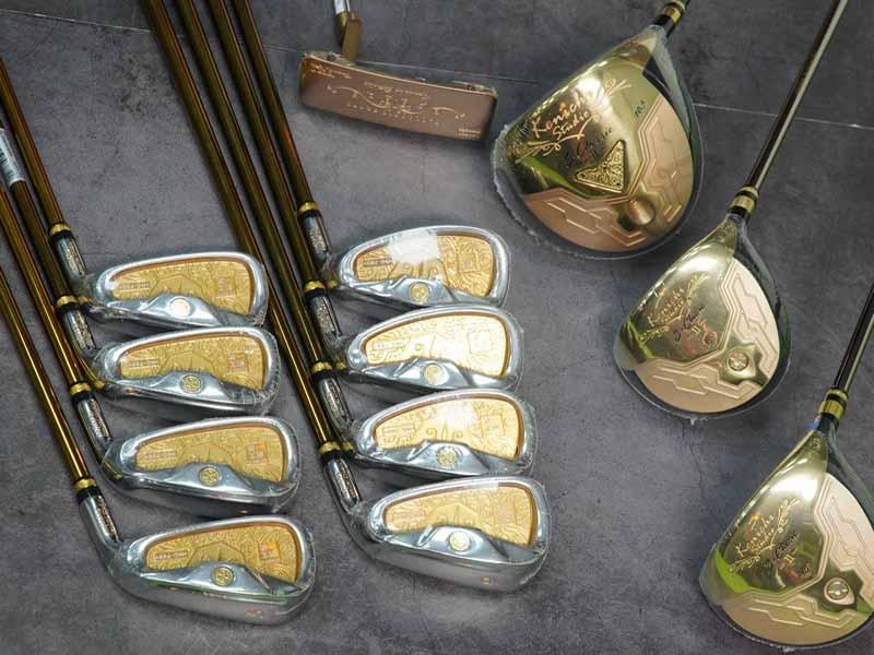 Fullset Kenichi 5 sao phiên bản Ladies là đỉnh cao của nghệ thuật chế tác gậy golf