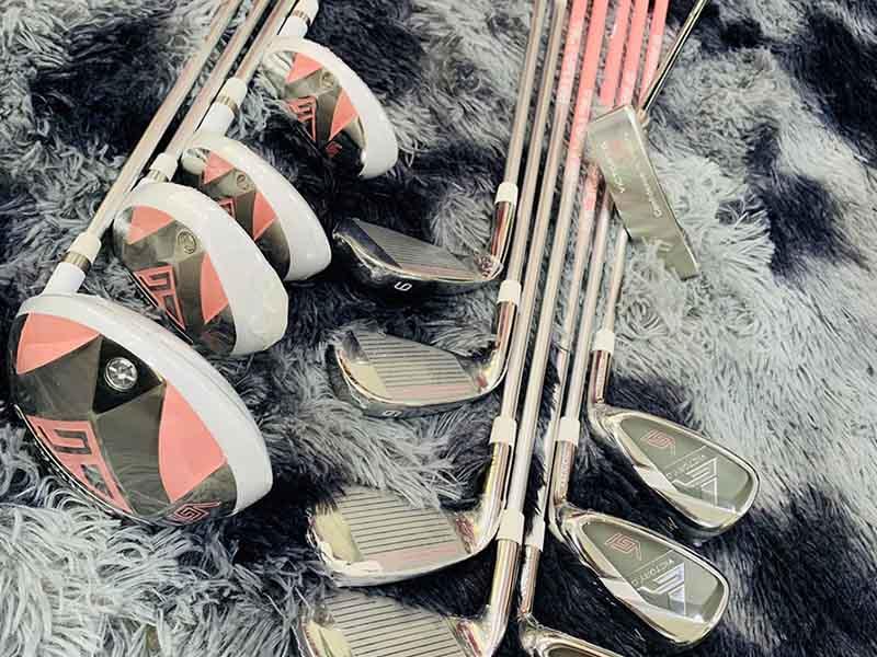 Victory.G Lady dòng gậy golf nữ tốt nhất được rất nhiều sao Việt lựa chọn