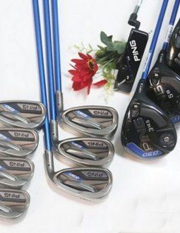 Gậy golf Ping G30 được thiết kế dựa trên công nghệ Turbulator tiên tiến
