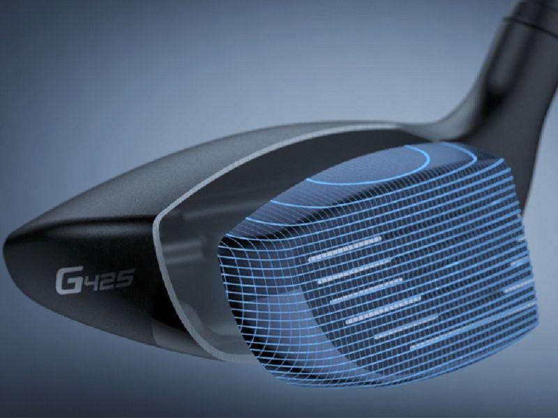 Gậy golf Rescue Ping G425 là vũ khí quan trọng khi chơi golf