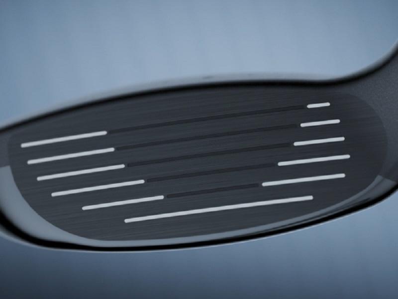 PING G425 Hybrid được thiết kế với công nghệ bọc mặt giúp tăng tốc độ bóng