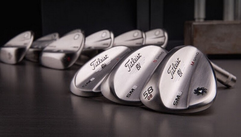 Gậy golf Wedge Titleist SM6 được đánh giá là một trong những dòng gậy đột phá
