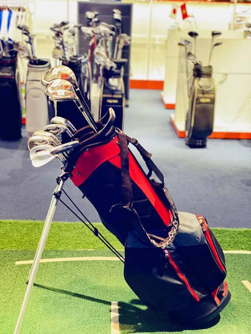 Gậy golf Wilson SGI đã có mặt tại hệ thống showroom Golfgroup trên toàn quốc
