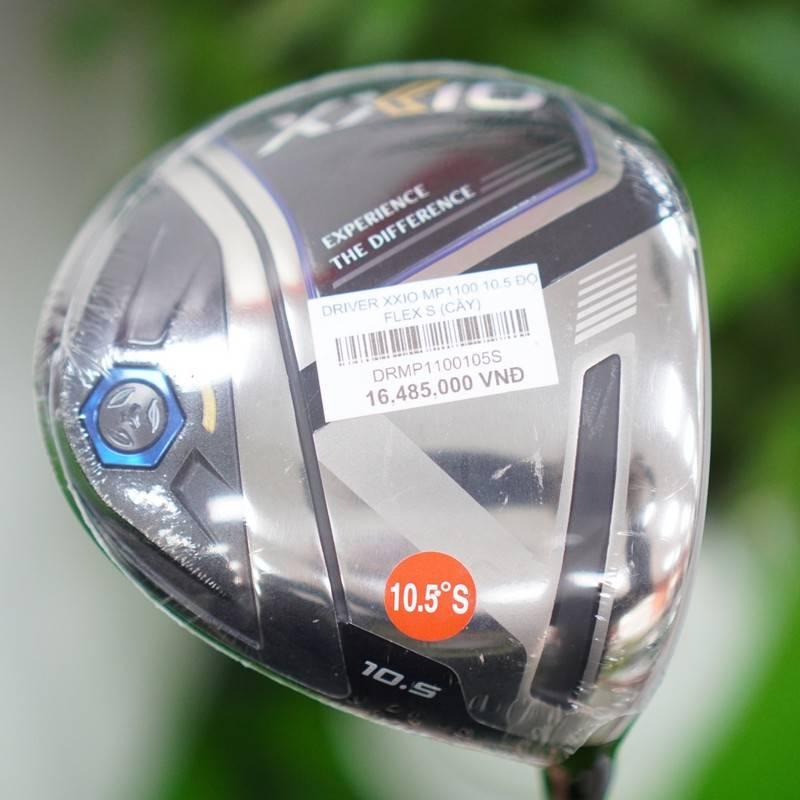 Công nghệ Weight Plus giúp tập trung trọng lượng trong tay golf thủ