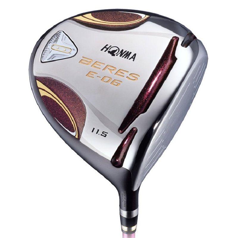 Sở hữu bộ gậy golf Honma giúp thể hiện đẳng cấp của chủ nhân