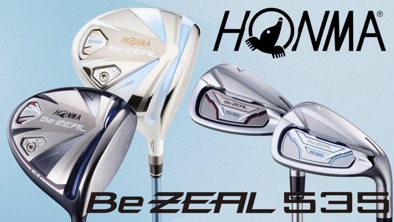 Bộ gậy golf Honma Bezeal 535 đình đám