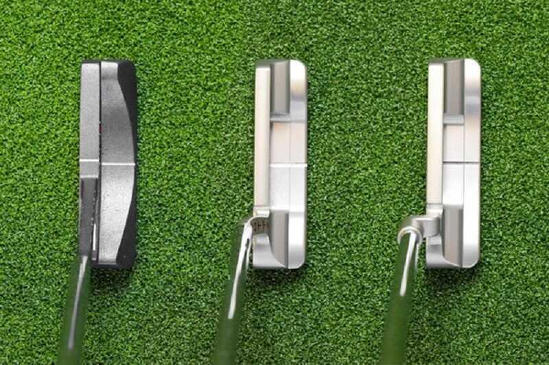 Gậy putter (gậy gạt golf) là loại gậy được sử dụng nhiều nhất trên sân golf