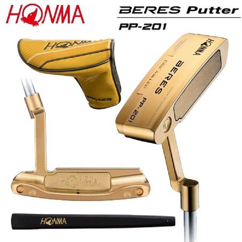 Honma Beres PP-201 là loại gậy putter được nhiều golfer đánh giá cao