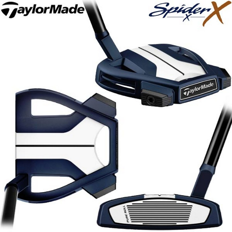 Gậy Putter Taylormade Spider X 2019