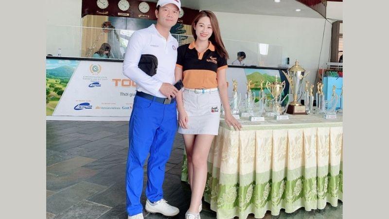 Giải golf CLB Vietinbank
