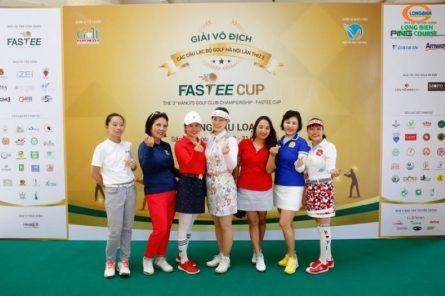 Việc tách bảng nữ giải Vô Địch Quốc Gia thành một giải riêng đã giúp các golfer nữ có sân chơi riêng