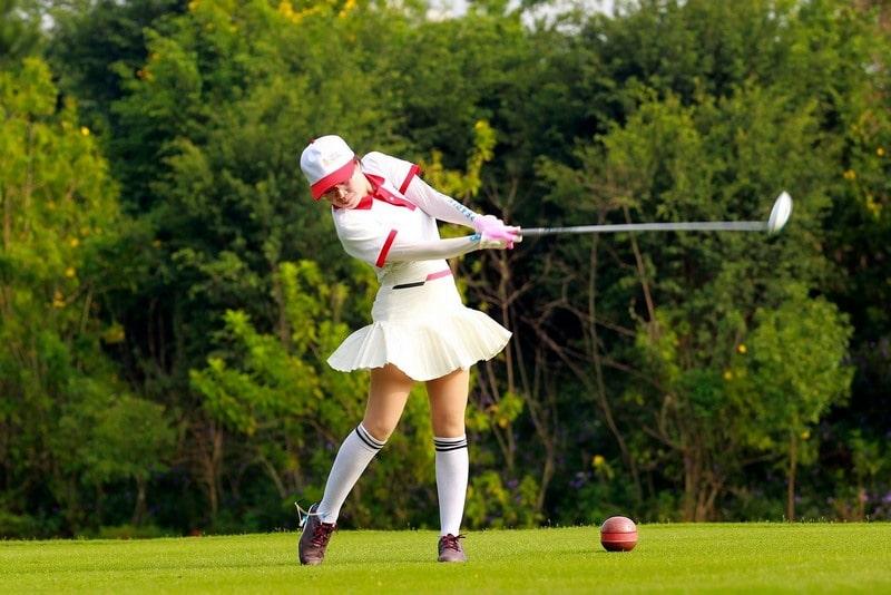 Giải Golf Doanh nhân trẻ toàn quốc năm 2019 với sự tham gia của các bóng hồng