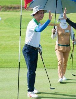 giải golf giao lưu mở rộng lần thứ tư