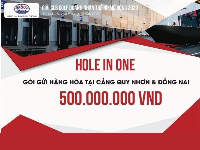 Giải thưởng có giá trị lên tới 500.000.000 đồng