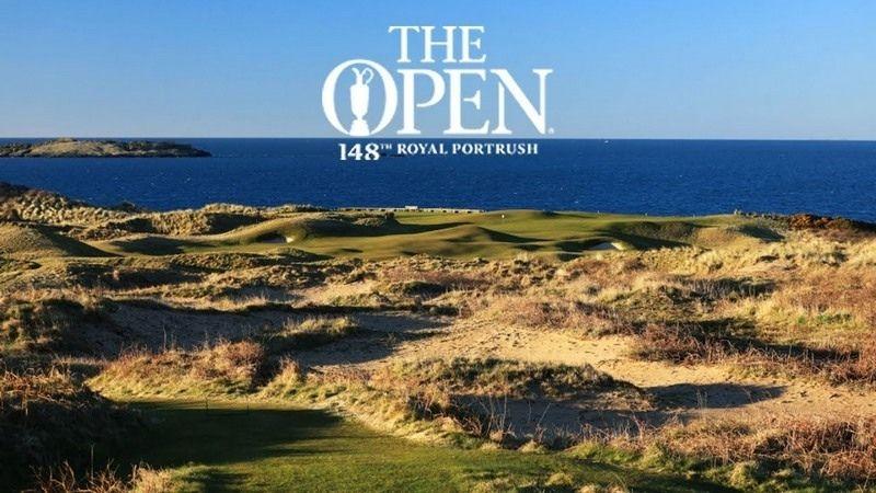 Giải đấu golf The Open Championship 2019