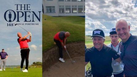 giải golf The Open 2019