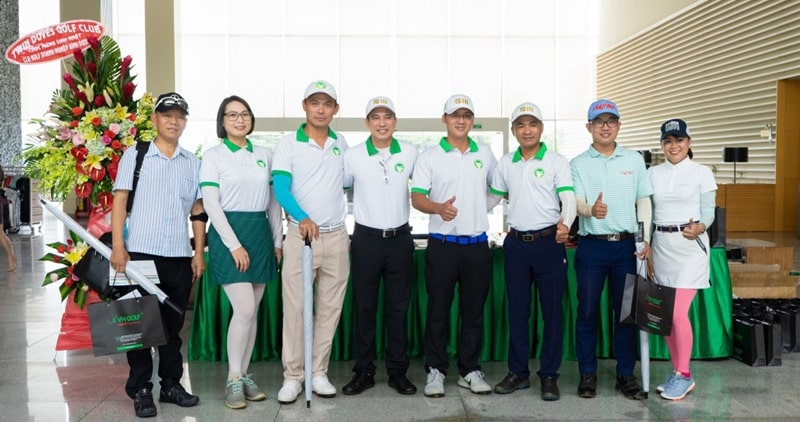 Giải đấu thu hút nhiều hội viên tham gia