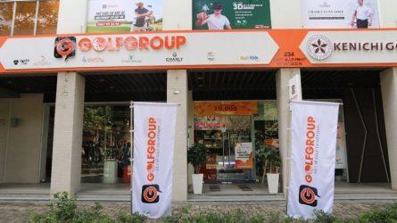 GolfGroup tài trợ giải golf Doanh Nhân trẻ Việt Nam