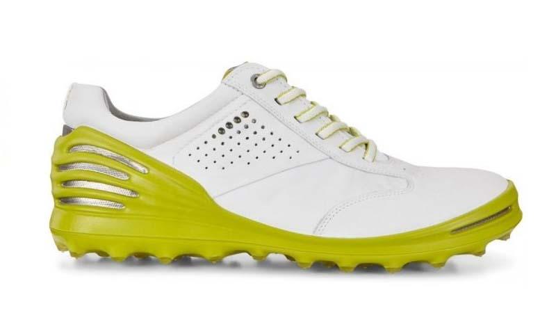 Mẫu giày màu trắng tinh tế