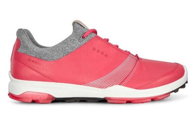 Hình ảnh giày golf Ecco nữ BIOM Hybrid 3 Pink