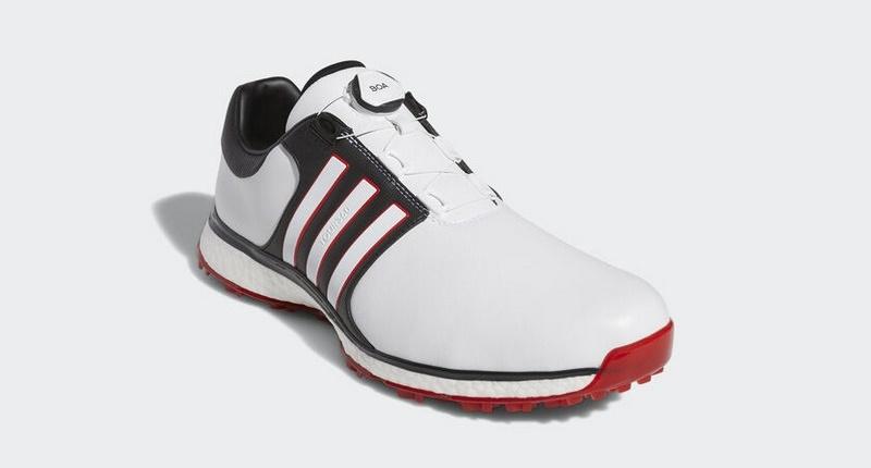 Mẫu giày chơi golf mới nhà Adidas