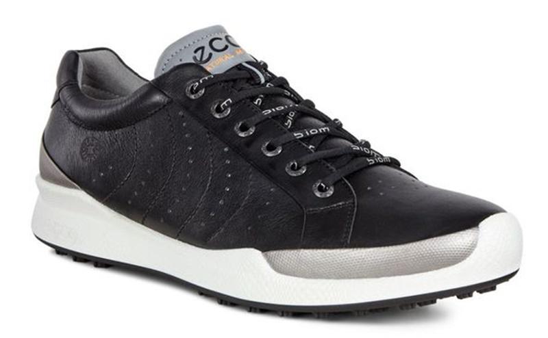Ecco Men's Golf Biom Hybrid màu Black solid
