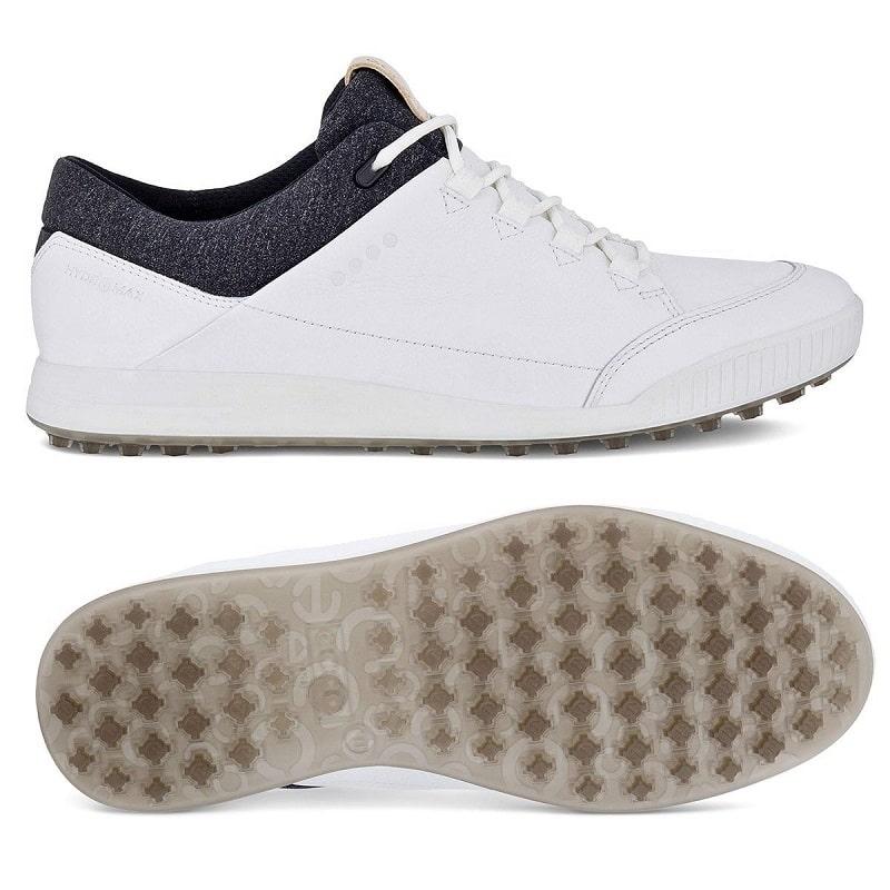 Mẫu giày đánh golf nam ECCO Mens Golf Street Retro