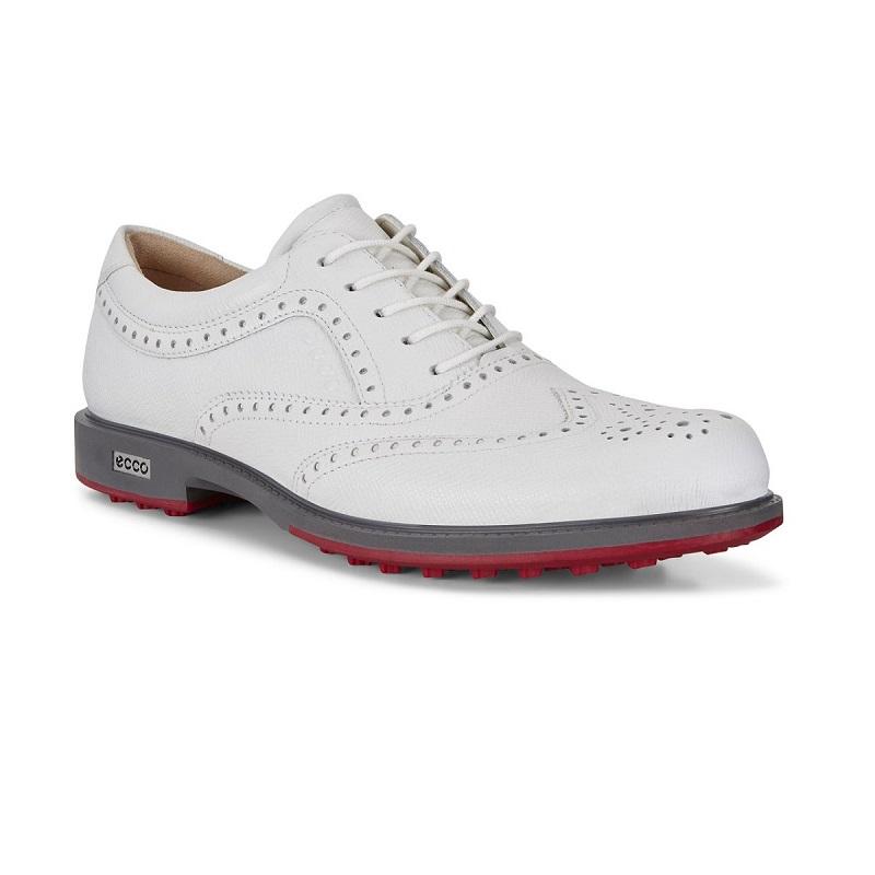 Thiết ké giày màu trắng tinh tế