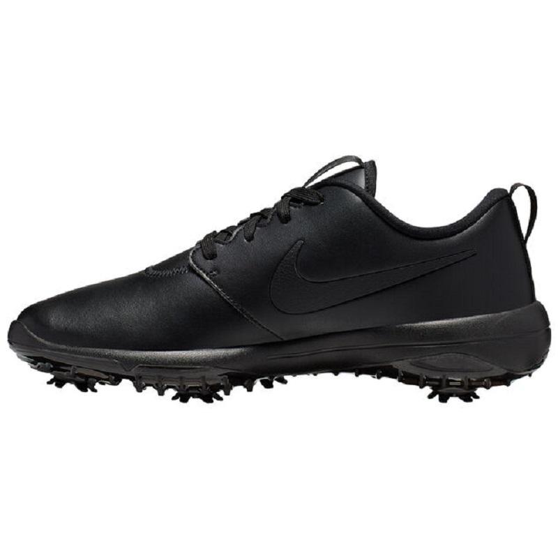 Mẫu giày Nike Roshe G Tour Wide với màu đen sang trọng