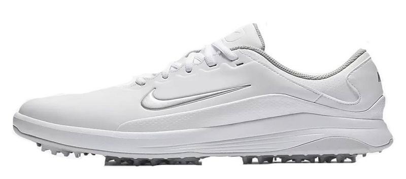 Giày golf nam phiên bản màu trắng