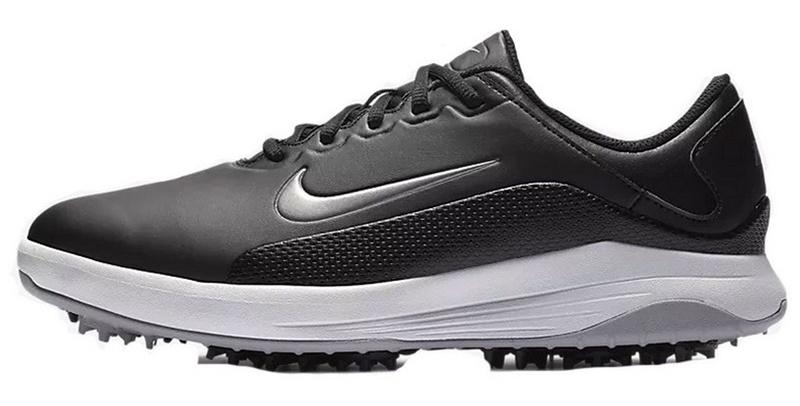 Giày golf nam phiên bản màu đen