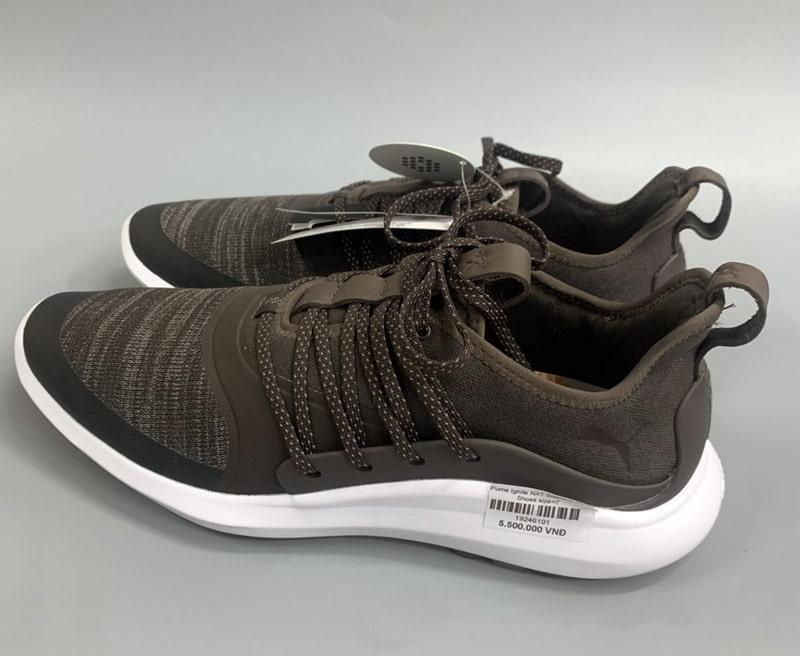 Mẫu giày được thiết kế sang trọng, đẳng cấp