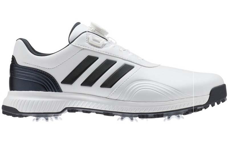 Adidas CP Traxion Boa trắng mạnh mẽ, cá tính
