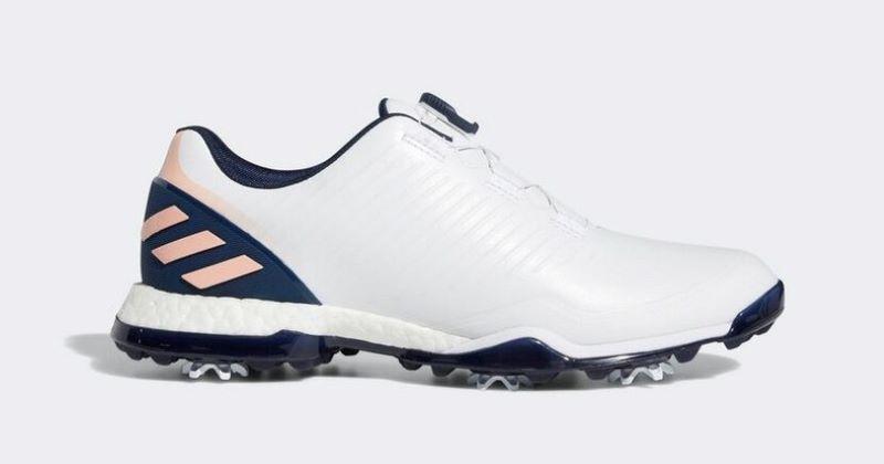 Adidas adipower 4ged BOA - Mẫu giày golf nữ tốt nhất năm 2020
