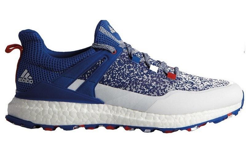 Giày golf nam Adidas Crossknit Boot được thiết kế với form dáng thể thao nam tính, mang tới phong cách trẻ trung, năng động