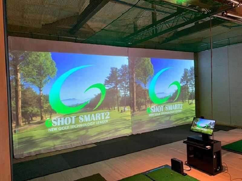G - Shot là phần mềm cung cấp phòng tập golf 3D phổ biến đến từ Nhật Bản