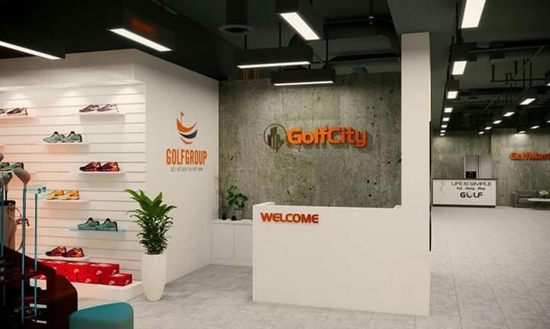 Cửa hàng GolfCity tại địa chỉ Đồng Me - Nam Từ Liêm - Hà Nội trước đây