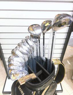 Bộ Gậy Golf Fullset GIII Daiwa HR 3 Sao Chính Hãng Giá Tốt Nhất
