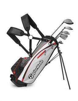 Bộ Gậy Golf Fullset TaylorMade Phenom K50 8 Piece 5 - 9 Tuổi