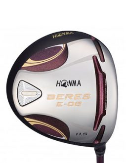 Bộ Gậy Golf Fullset Honma Beres E06 2 Sao Lady Chính Hãng