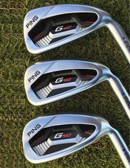 Bộ Gậy Golf Sắt Ping G410 Cũ Chính Hãng Giá Hấp Dẫn